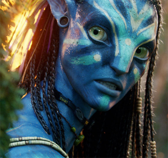 Avatar Movie: Thug Life Tattoo: Avatar Costume Neytiri